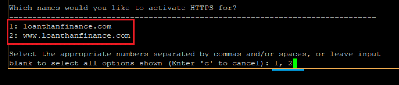 vultr https connect