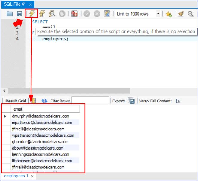 MySQL-SELECT-on-WorkBench-11