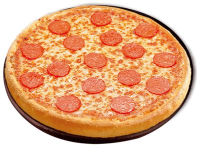59쌀피자 페퍼로니 피자 1
