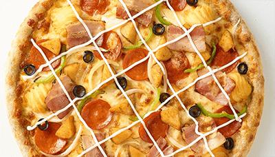 7번가 피자 포테이토 피자 1