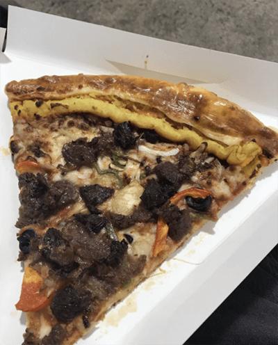 코스트코 불고기 피자 1