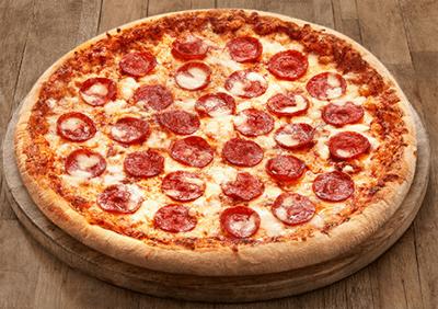 도미노피자 페퍼로니 피자 1