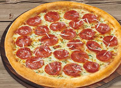 미스터피자 페퍼로니 피자 1