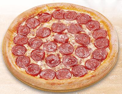파파존스 페퍼로니 피자 1