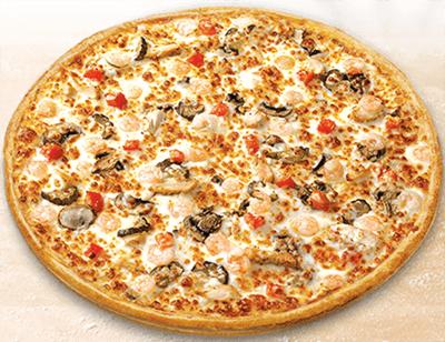 파파존스 쉬림프 피자 1