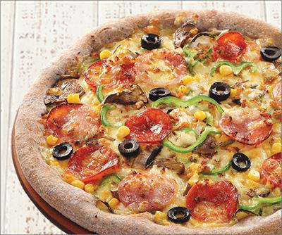 피자알볼로 콤비네이션 피자