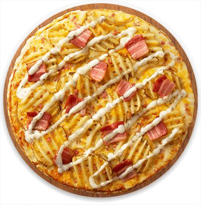 피자헛 포테이토 피자 1