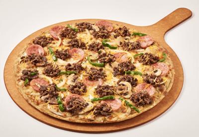 피자마루 불고기 피자 1