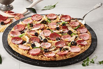 피자마루 콤비네이션 피자 5