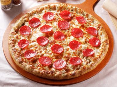 피자마루 페퍼로니 피자 2