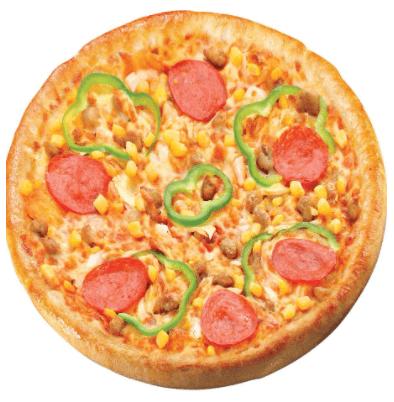 피자스쿨 콤비네이션 피자 1